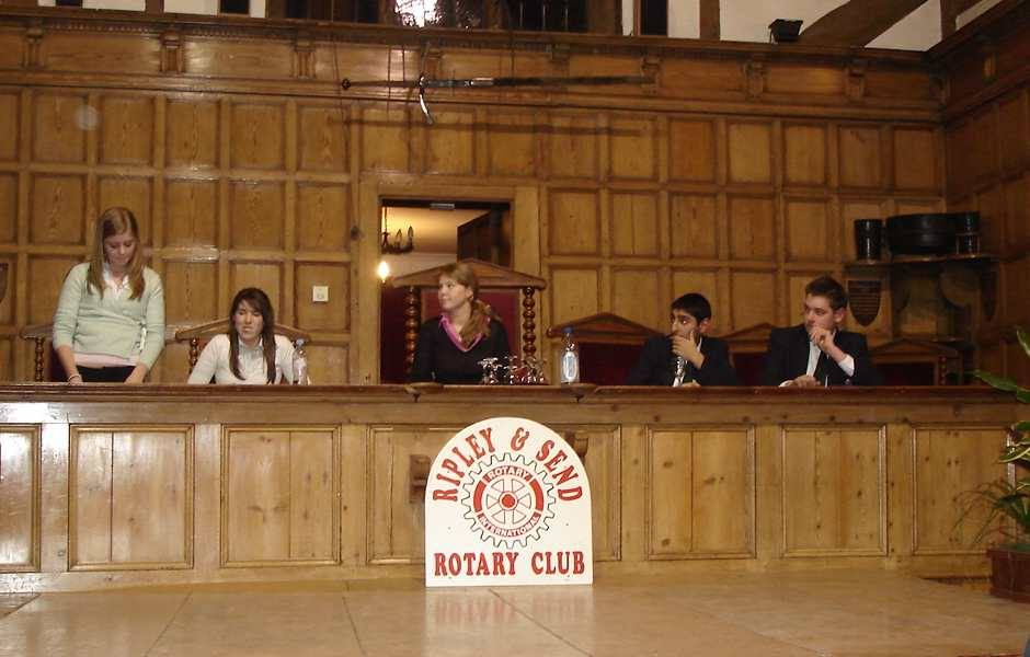 2006 Debatethon - Motion 2 - Tormead vs Royal Grammar School 2