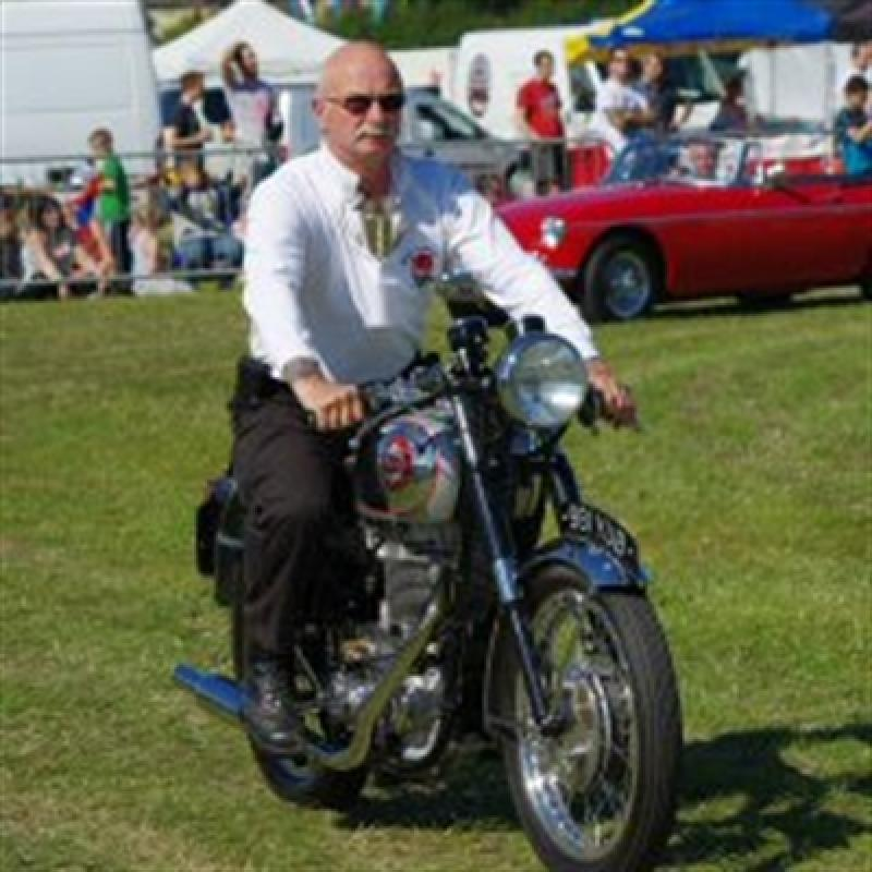 Uxbridge Autoshow - Winner: Chris McFarlane