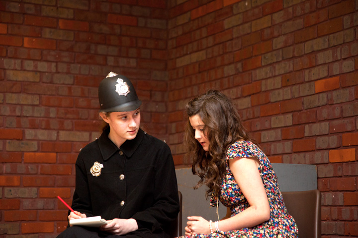 Murder Mystery with Thame Youth Theatre - Interview with the police
