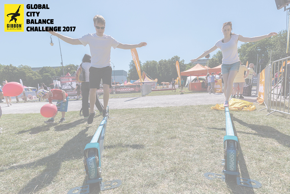 EVENT NOW OVER - SUPER DAY HAD BY EVERYONE! 110 People managed to balance on a slackrack! Global Slackline Balance Challenge at Rotary Club of Buxton Summer Fair & Charity Bazaar - NICOLAS VIGNERON 100716 506A8995 version 2