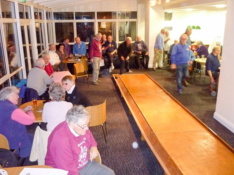 Social and Sports - with New Malden members and guests