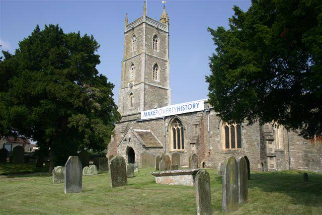 Our Club's local area of Nailsea and Backwell - Holy Trinity Church, Nailsea