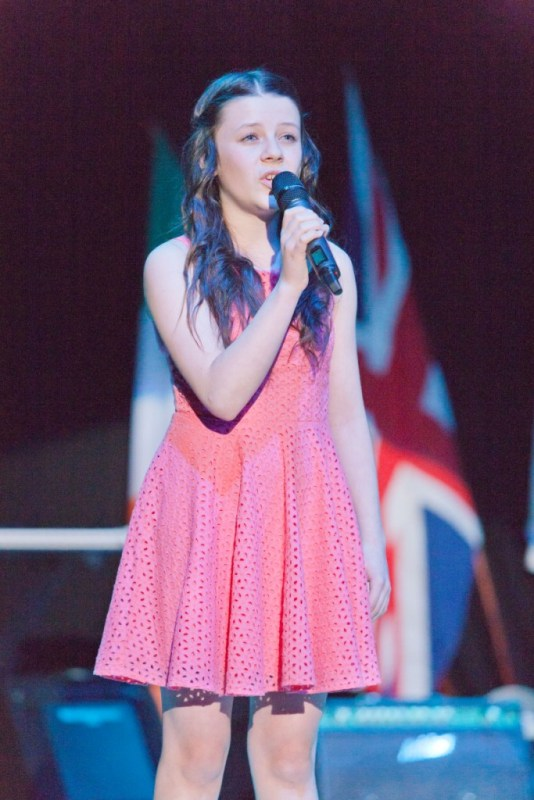 Coventry Schools Young Entertainer - Newman