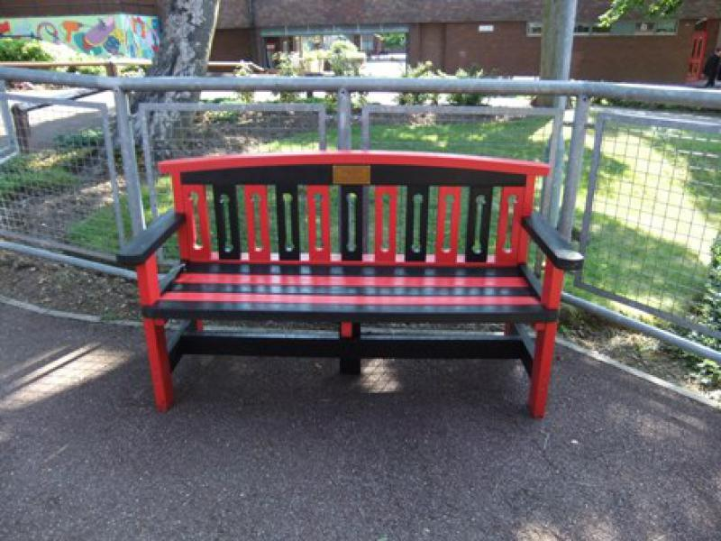 Picture Gallery - Nick's bench