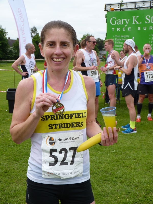 Great Baddow Charity Races - Nikki Brockbank [527]in 1hr 05m 54s