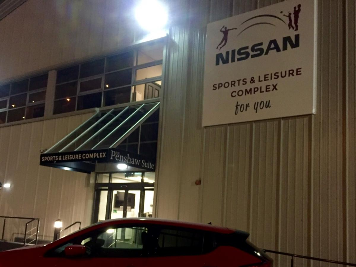 Race Night - At the Nissan Sports and Leisure Complex. Great friendly staff!