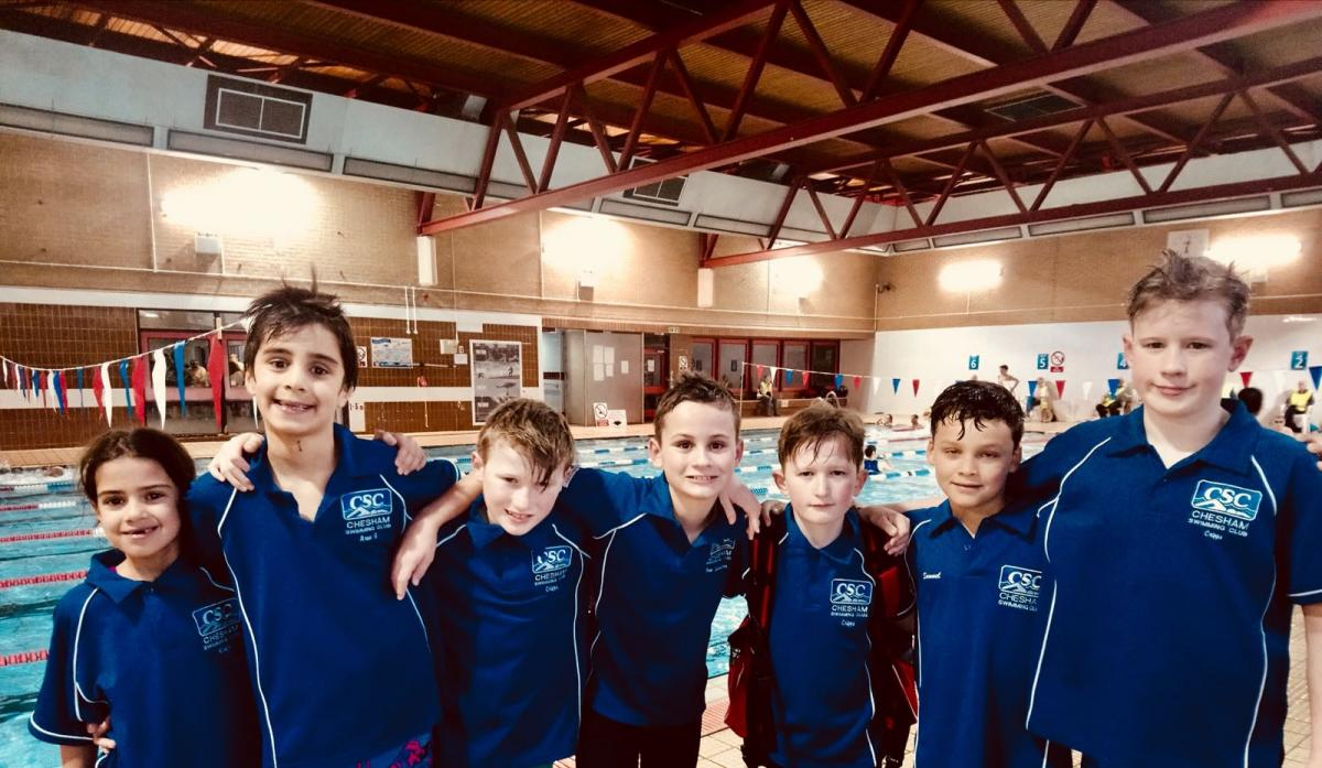 Purley Swimathon 2018 - Pictures - Notifi Team