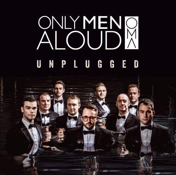Only Men Aloud to star in Christmas Concert  - OMA's new album- Unplugged