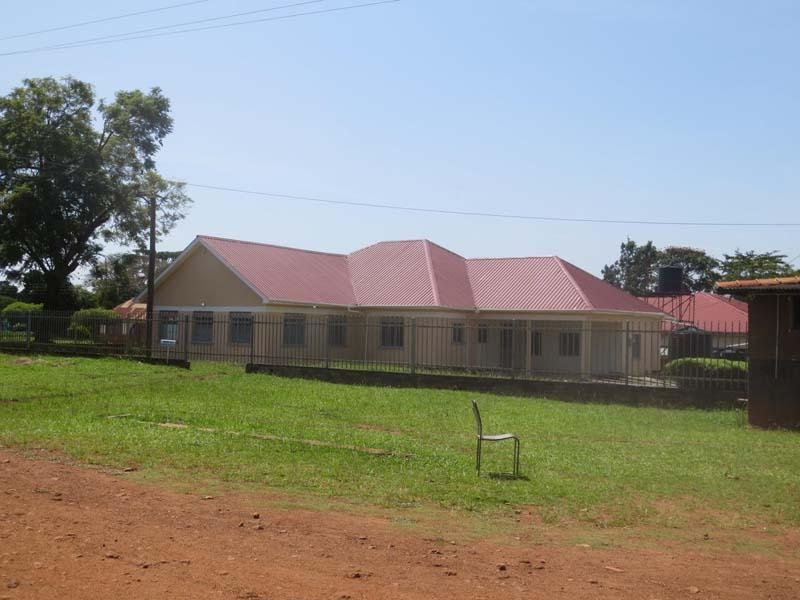 Improving Maternal Health at Kamuli - This new ward has already been used to treat fistula patients