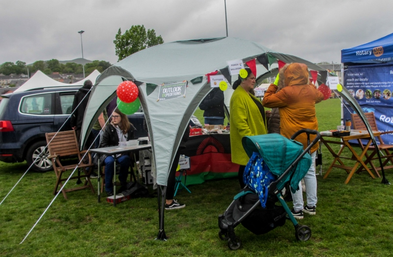 Penicuik in the Park on 25th May 2019 - Outlook Expedition