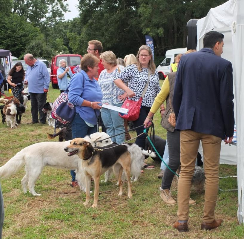 Dog Show and Family Day -