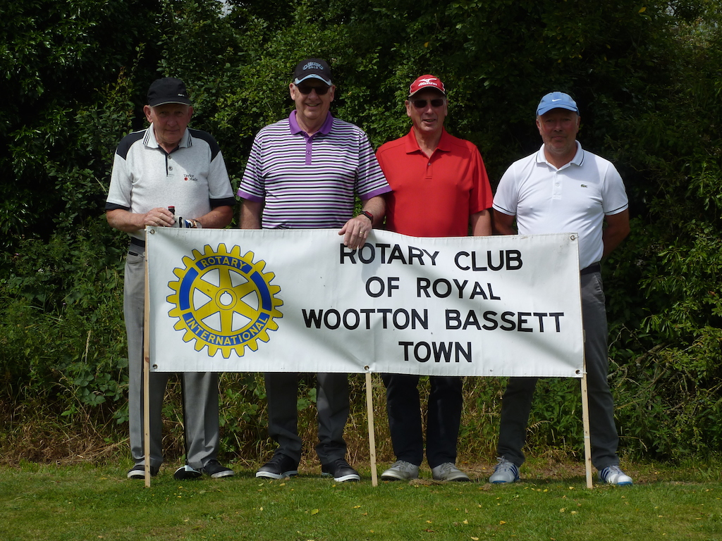 Annual Charity Golf Day -