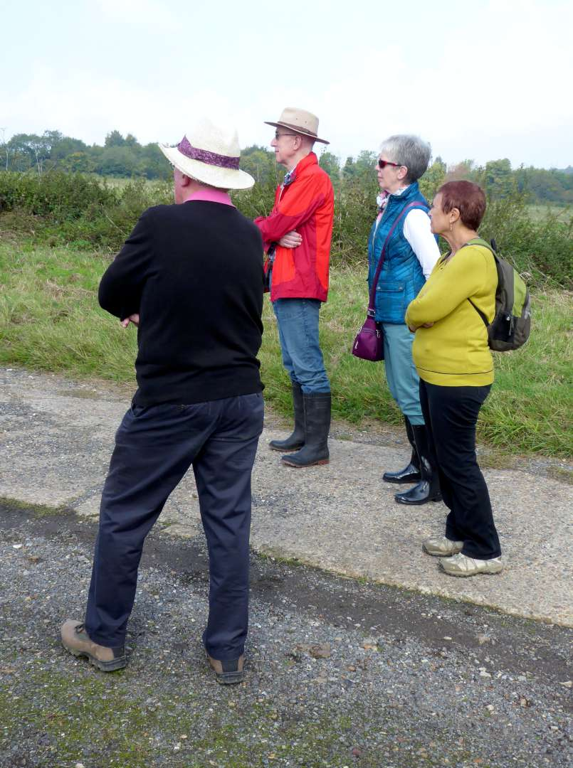15th Sept 2017 - a visit to see Our Trees in the Millenium Wood - P1000476-1080