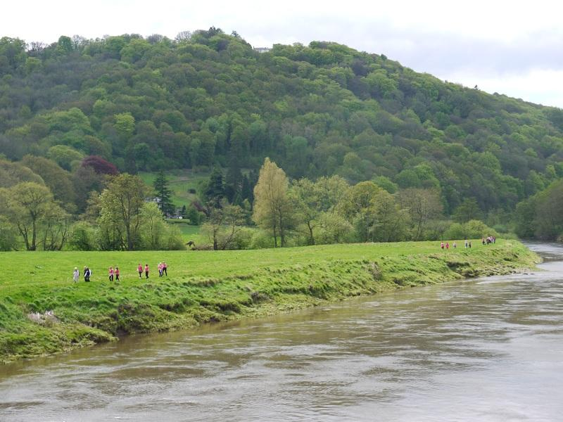 The Wye Valley Walk. May 2012 - P1000638 4