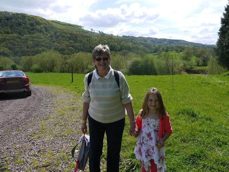 The Wye Valley Walk. May 2012 - P1000660 4
