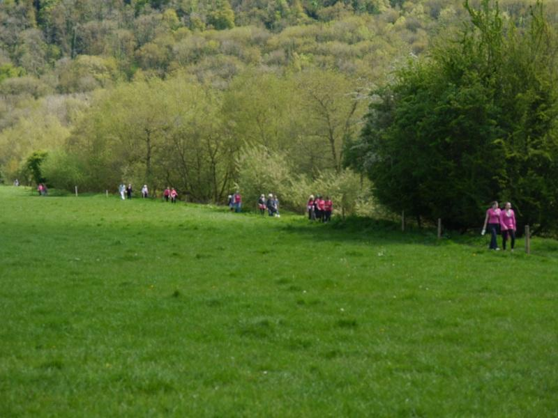 The Wye Valley Walk. May 2012 - P1000669 4
