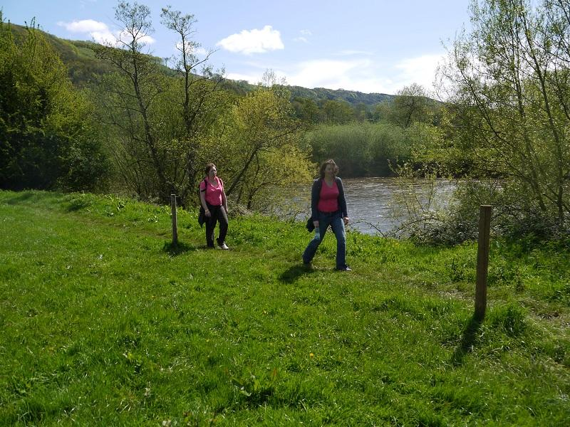 The Wye Valley Walk. May 2012 - P1000673 3
