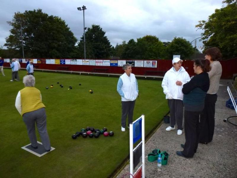 Fellowship Evening - Bowls v RWB Bowls Club -