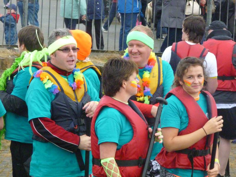 Dragon Boat Event - August 2014 - P1020106