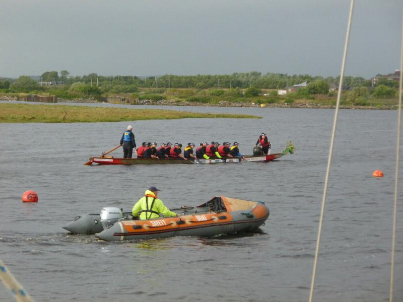 Dragon Boat Event - August 2014 - P1020149 2