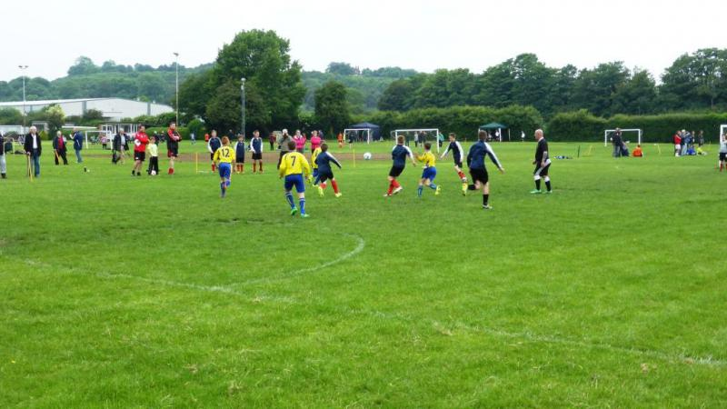 District under 12's Football Tournament - P1020164 1
