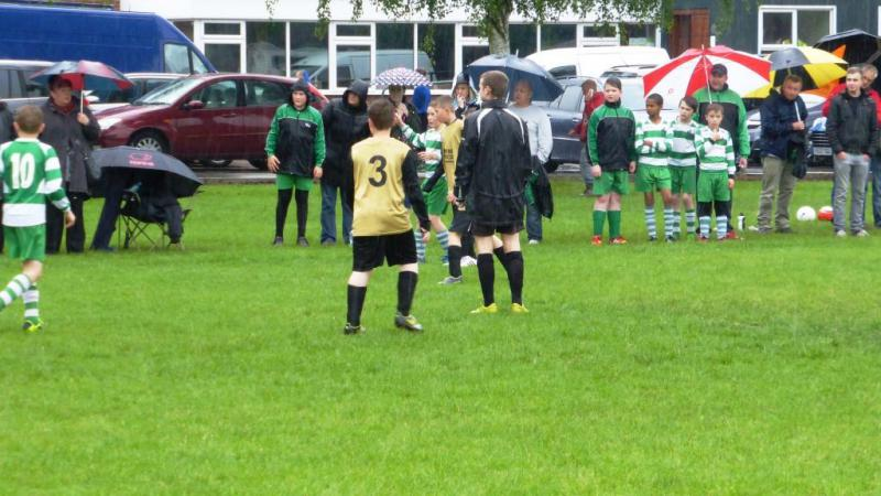 District under 12's Football Tournament - P1020174