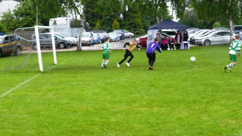 District under 12's Football Tournament - P1020178 1