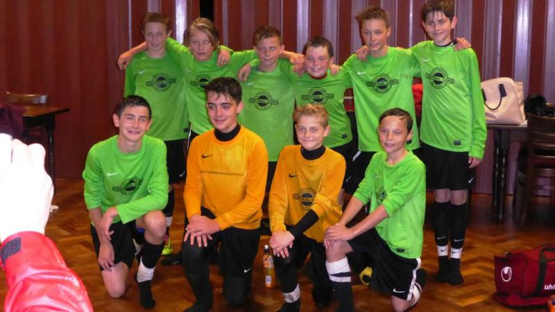 District under 12's Football Tournament - P1020181