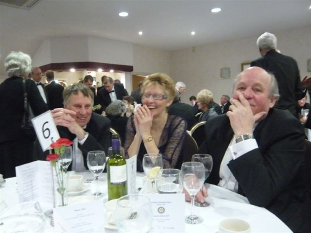 2011 Presidents Night -