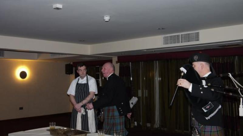 Burns Night 2015 - P1030849