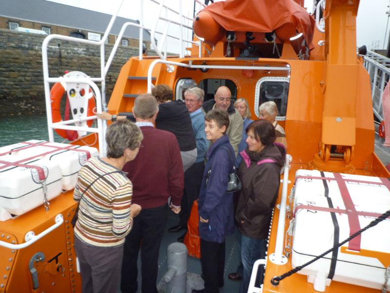 Lifeboat Event (14 September 2010) - A joint event with Ladies Circle