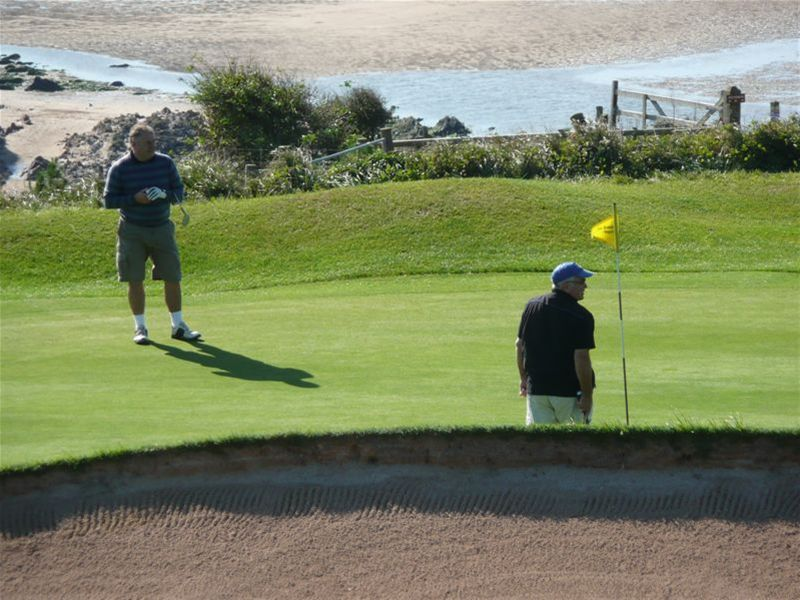 DISTRICT CONFERENCE GOLF.BIGBURY -