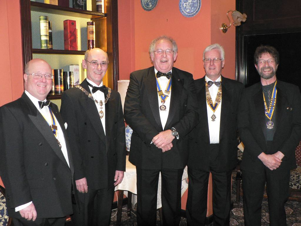 Ramsey Charter Night 2008 -