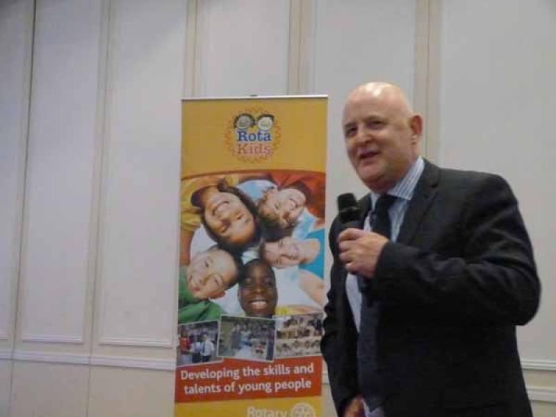 RotaKids Conference - 8th December  - Ian Robertson - Deputy Director of Education