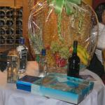 President's Night, May, 2007, Kitley House Hotel -  The obligtory raffle.