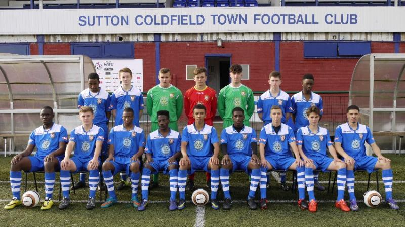 Sponsorship of Sutton Coldfield Town Football Club -