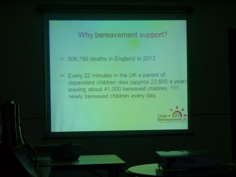 Club Meeting + Speaker Johnathon Evans on Child Bereavement - Why Bereavment Support