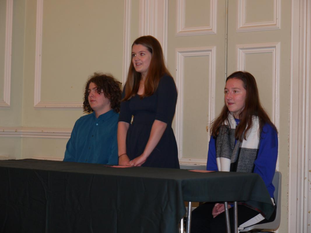 Youth Speaks Competition -