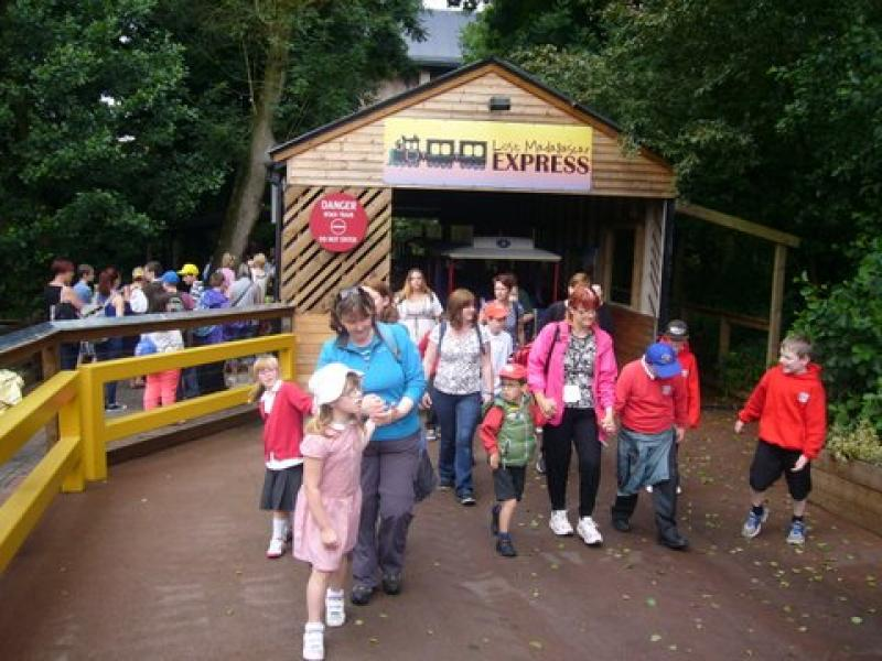 2015 Kid's Out to Colchester Zoo - Rotary Club of Sudbury