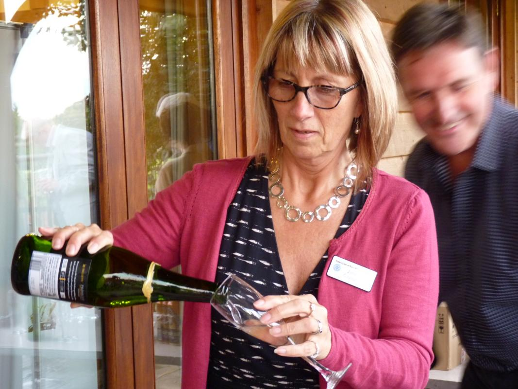 Fizz on Friday Fundraiser 8th September. -