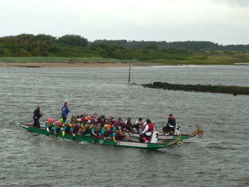 Dragon Boat Event - August 2014 - P1130547