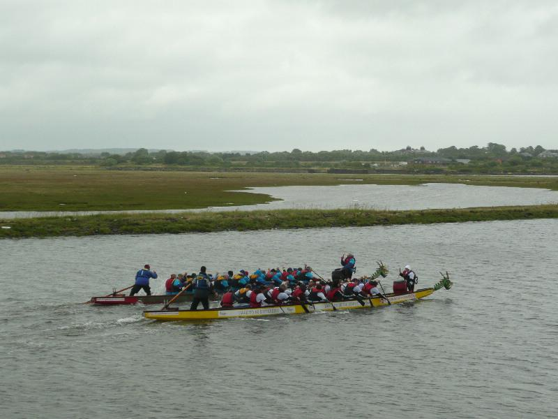 Dragon Boat Event - August 2014 - P1130570