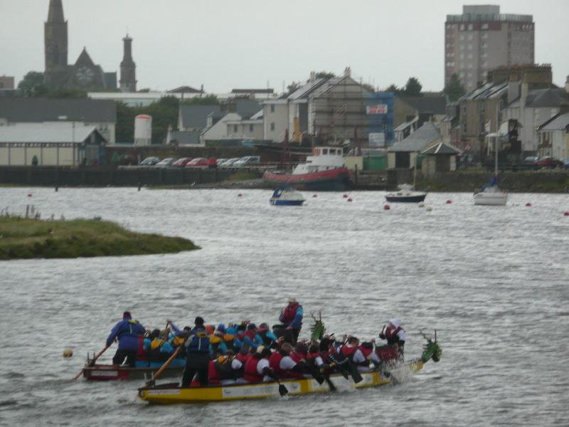 Dragon Boat Event - August 2014 - P1130571