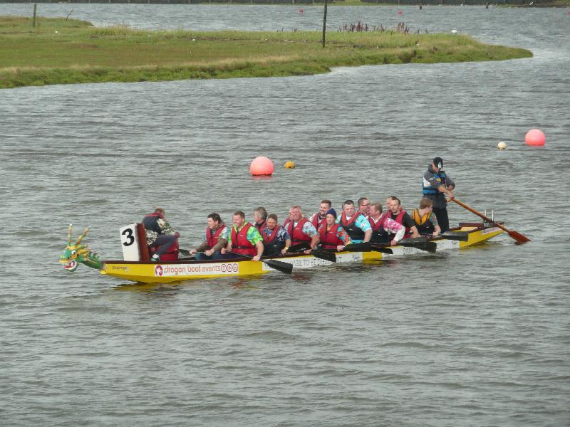 Dragon Boat Event - August 2014 - P1130580