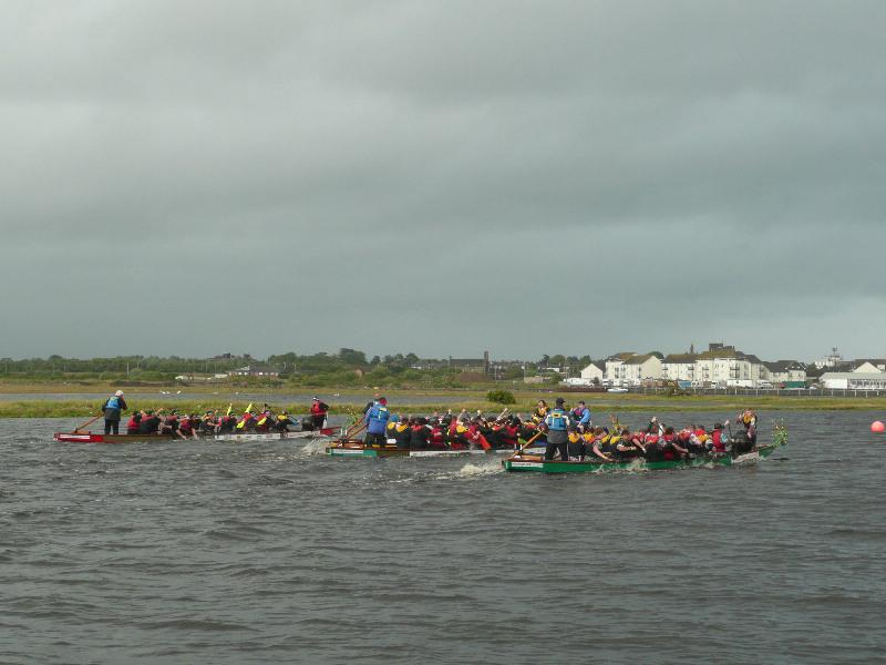 Dragon Boat Event - August 2014 - P1130632