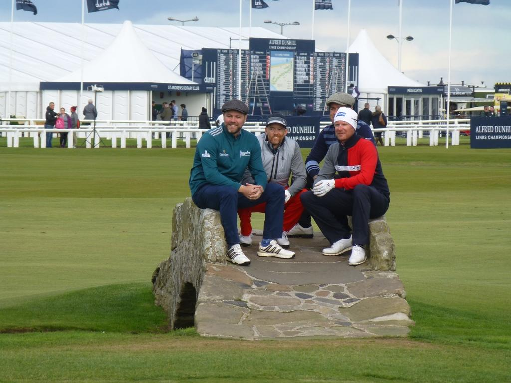 Dunhill Links Championship Prize Draw  -