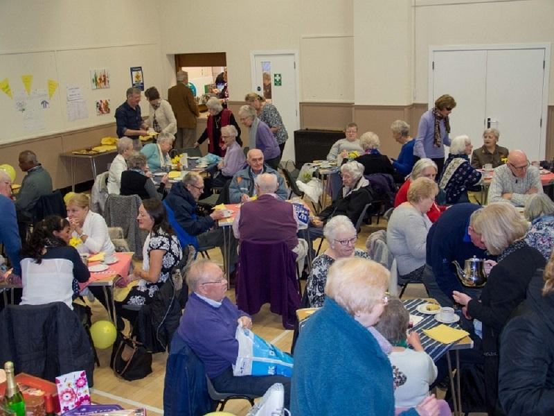 Coffee Morning in aid of the Beatson Cancer Charity -