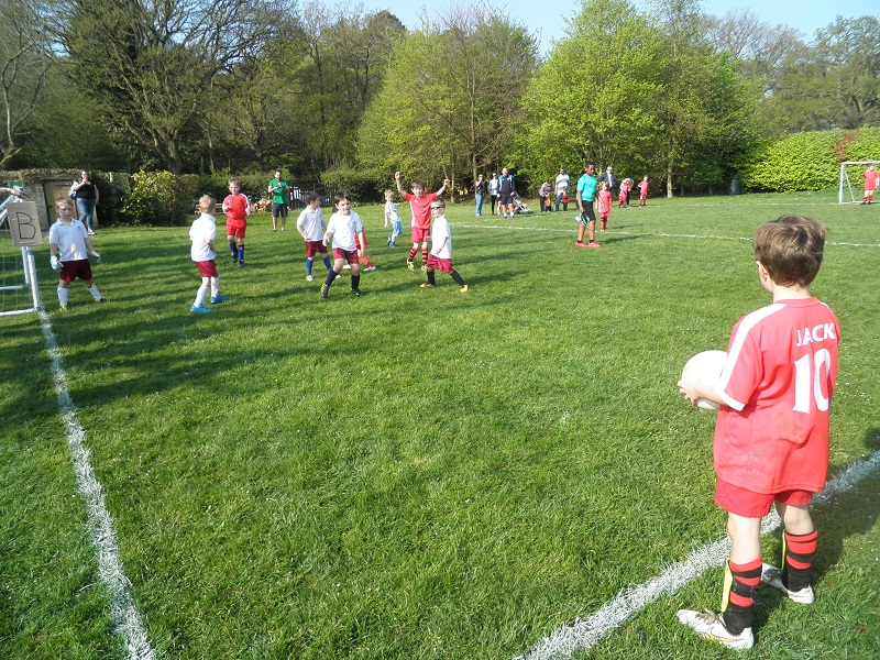 Dropmore Football Festival -