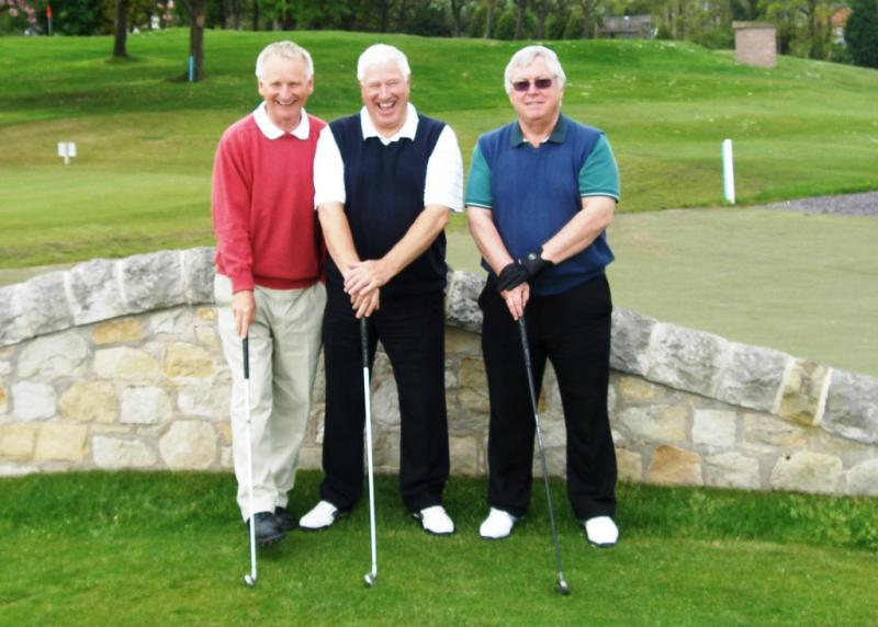 15th Annual Charity Golf Day    21 May 2013 -
