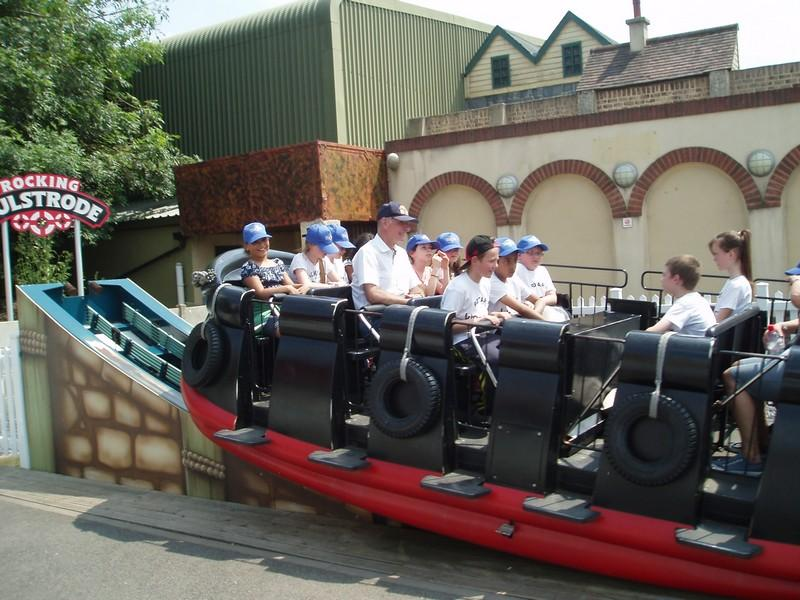 Rotary Kids Out at Drayton Manor Park -